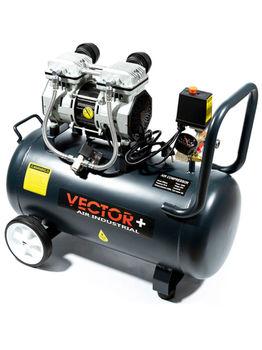 купить Безмасляный компрессор Vector+ (1390W) 50L в Кишинёве