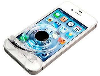 Tracer Tablet&Smartphone Joystick JoyTouch Spring X, nopower, silicon (джойстик для планшетов и смартфонов)