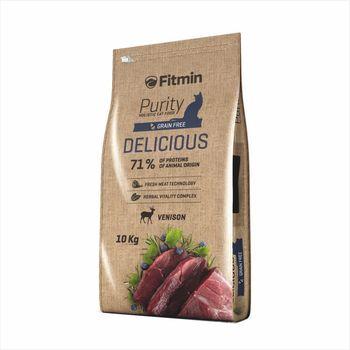 купить Сухой корм для кошек Fitmin Purity Delicious 10 Kg в Кишинёве