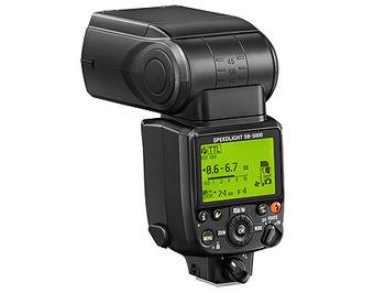 Nikon External Flash Speedlight SB-5000 (FSA04301) I-TTL; Radio-control; 34,5 (ISO 100, m), 55/180 (ISO 200, m) (Blitz / Вспышка, вспышки)