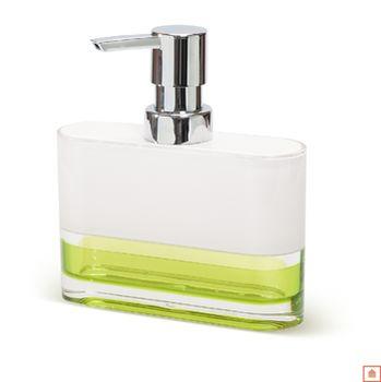 купить Дозатор для жидкого мыла TATKRAFT TOPAZ GREEN 12707 в Кишинёве