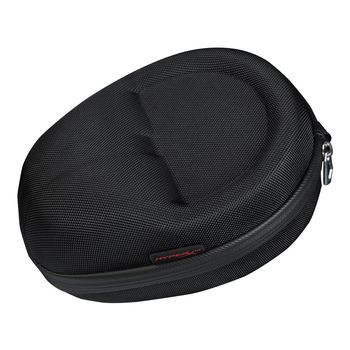 HYPERX Hard Carrying case for Cloud series / Retail Pack, Black, Reliable protection against impacts and falls, Easy and quick access to headphones
