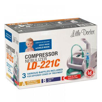 купить Ингалятор Little Doctor LD-221C в Кишинёве