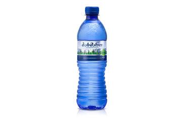 Родниковая вода Бахмаро 0,5л (пэт) x12 шт.