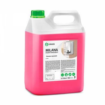 MILANA СПЕЛАЯ ЧЕРЕШНЯ Крем-мыло жидкое увлажняющее 5 л