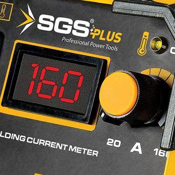 купить Сварочный аппарат-инвертор SGS 5160 в Кишинёве