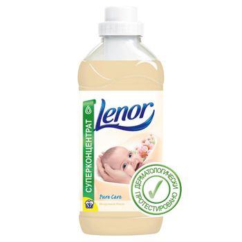 купить Lenor кондиционер для белья Pure Care, 1425мл в Кишинёве
