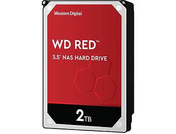 """3.5"""" HDD 2TB Western Digital Red (NAS Storage) WD20EFAX, IntelliPower, SATA3 6GB/s, 256MB (hard disk intern HDD/внутрений жесткий диск HDD)"""