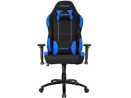 Игровое кресло AKRacing Core AK-EX-SE-BL Black / Blue