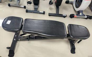 Скамья для жима регулируемая DeG FLAT bench (3825)