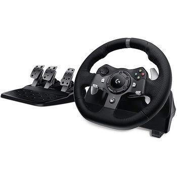 Logitech G920 Racing Wheel, 941-000123