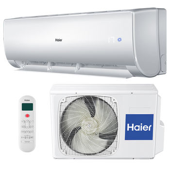 Кондиционер HAIER ELEGANT DC-INVERTER HP (R32) AS25NHPHRA / 1U25NHPFRA