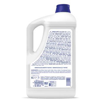 LUXOR BLUE IRIS Крем-мыло антибактериальное 5 кг