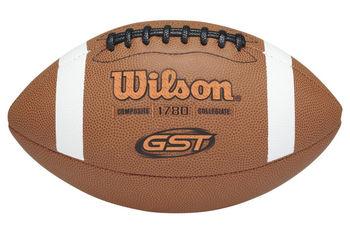 Мяч для американского футбола Wilson GST Official Composite WTF1780XB (4583)