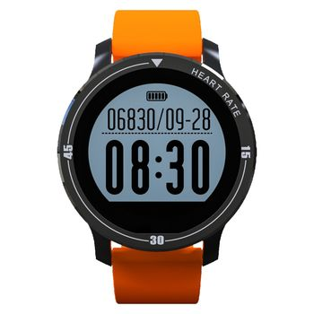 Smart Watch Smartch IP68 waterproof S200 MTK2502 sport Heart Rate Monitor Supporting Swimming PedometerPKw51