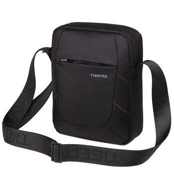 купить Bодонепроницаемая cумка Tigernu T-L5108 для планшета, нейлон, черный в Кишинёве