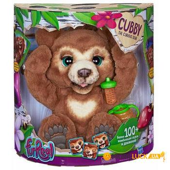 Интерактивная игрушка Furreal Friends Медвежонок CUBBY, код 43444