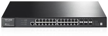 купить JetStream 28-Port Gigabit Stackable L3 Managed Switch T3700G-28TQ в Кишинёве