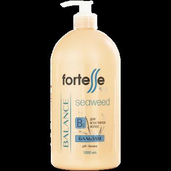 Бальзам для всех типов волос, ACME Fortesse PRO, 1000 мл., BALANCE - рН баланс