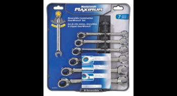 купить Набор ключей Maximum Gear wrench 7 штук в Кишинёве