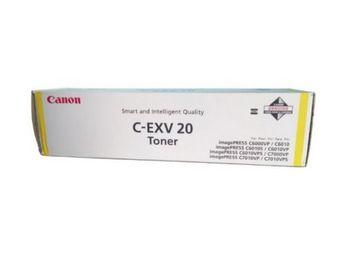 купить Toner Canon C-EXV 20 Yellow в Кишинёве