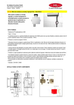 cumpără Sifon pentru aparate de climatizare HL138 în Chișinău