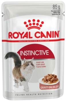 купить Royal Canin INSTINCTIVE (В СОУСЕ) 85 gr в Кишинёве