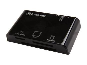 "купить Card Reader All-in-1 Transcend ""TS-RDP8K""  Black в Кишинёве"