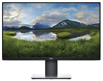 "27.0"" DELL IPS LED P2719H  Black (6ms, 1000:1, 300cd, 1920x1080, DisplayPort, HDMI, Pivot , Height-adjustable, USB 3.0, VESA.)"