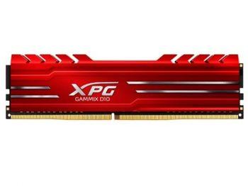 16 ГБ DDR4-3200 МГц ADATA XPG Gammix D10, PC25600, CL16-18-18, 1,35 В, черный радиатор