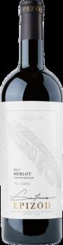 купить Вино Salcuta Epizod Merlot, красное сухое, 0.75 Л в Кишинёве