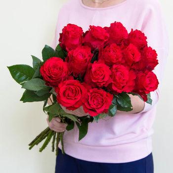 Buchet de Trandafiri roşii 15 buc.