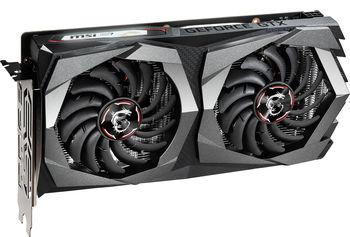 MSI GeForce GTX 1650 GAMING X 4G  /  4GB GDDR5 128Bit 1860/8000Mhz, HDMI, 2xDisplayPort, Dual fan - TWIN FROZR 7 THERMAL DESIGN, TORX Fan 3.0, Gaming App, Retail