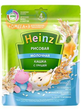cumpără Heinz Terci Orez Omega 3 cu lapte și pară 200g în Chișinău