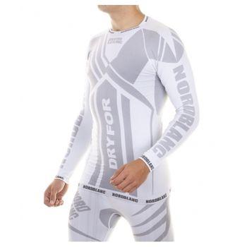 cumpără Bluza termo barb. NB Lupus Thermo Long Sleeve T-Shirt, NBBME3381 în Chișinău