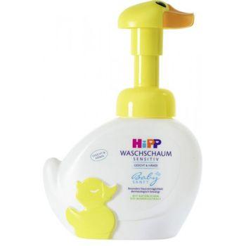 cumpără Hipp BabySanft Gel de duş pentru copii rățușcă, 250 ml în Chișinău