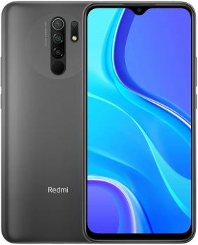 купить Xiaomi Redmi 9 4/64Gb, Carbon Grey в Кишинёве