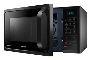 cumpără Cuptor cu microunde cu convecţie Samsung MC28H5013AK/BW în Chișinău