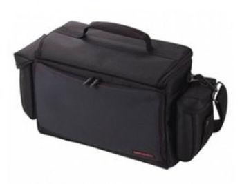 662 E10553 ELECOM ZEROSHOCK SLR camera case (Small, Black), ZSB-SDG004BK (husa/чехол)