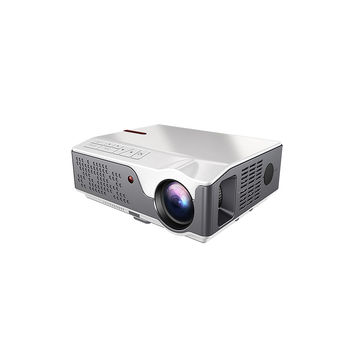 "Projector ASIO LED RD826, 5.8"" LCD TFT, 3800 lumens, 4000:1, 1920 x 1080 Full HD, LED Lamp 140W, Lamp Life: 50000 hours, 16:9/4:3, Picture size 1.25m - 5m, 2xHDMI/AV/ 2xUSB/VGA/Mic ( proiector / проэктор )"