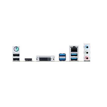 Материнская плата ASUS PRIME H410M-K R2.0 Intel H410, LGA1200, Dual DDR4 2933MHz, PCI-E 3.0/2.0 x16, DVI-D/HDMI, M.2 PCIe 3.0 x4, USB3.2, SATA RAID 6 Gbps, SB 8-Ch., GigabitLAN