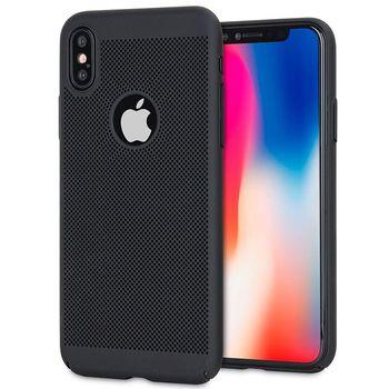 купить Чехол Senno Rock Slim Mate PC Iphone XR,Black в Кишинёве