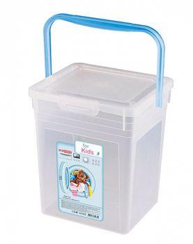 Ведро BYTPLAST 4312969 (для стирального порошка for kids, 8 л)