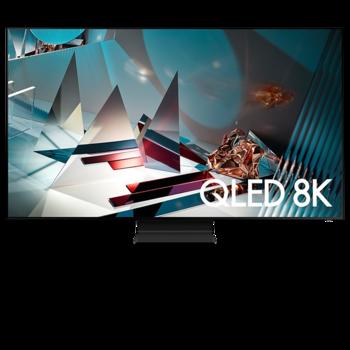 "купить Televizor 75"" LED TV Samsung QE75Q800TAUXUA, Black в Кишинёве"