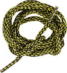 купить Шнурки LACE DISCOVERY BLACK/LIME в Кишинёве