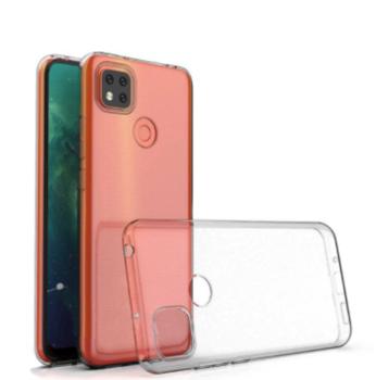 купить Чехол ТПУ Xiaomi Redmi 9C, Transparent в Кишинёве