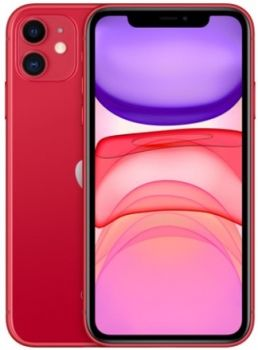 купить Apple iPhone 11 128GB, Red в Кишинёве