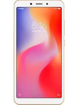"Xiaomi RedMi 6 EU 32GB Gold, DualSIM, 5.45"" 720x1440 IPS, Mediatek Helio P22, Octa-Core 2.0GHz, 3GB RAM, PowerVR GE8320, microSD (uses SIM 2 slot), 12MP+5MP/5MP, LED flash, 3000mAh, WiFi-N/BT4.2, LTE, Android 8.1 (MIUI 9), Infrared port"