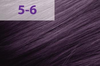 Краска для волос,ACME jNowa Siena CS, 90 мл., 5/6 - фиолетовый средне коричневый