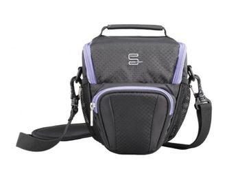 SUMDEX SLR Camera Case  POC-485 Bk (XPosure II),Dimension: 15.9x16.5x10.2 cm ,Black